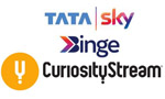 Tata Sky brings CuriosityStream to India